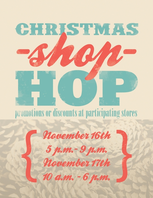 Carnegie Square & West End Shopping Christmas Shop Hop